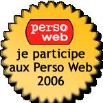 Perso Web 2006
